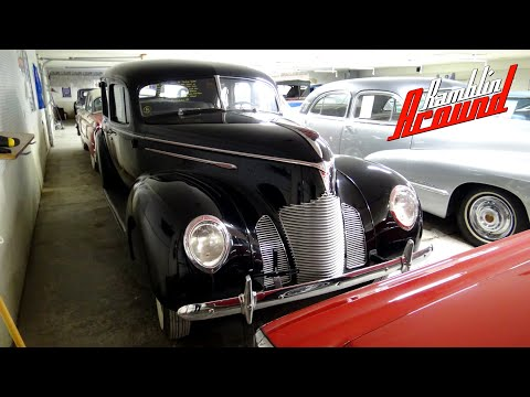 1939 Hudson Series 92 Touring Sedan from Country Classic Cars in Staunton, IL