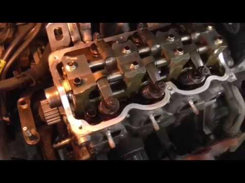 Daewoo Matiz / газы в системе охлаждения