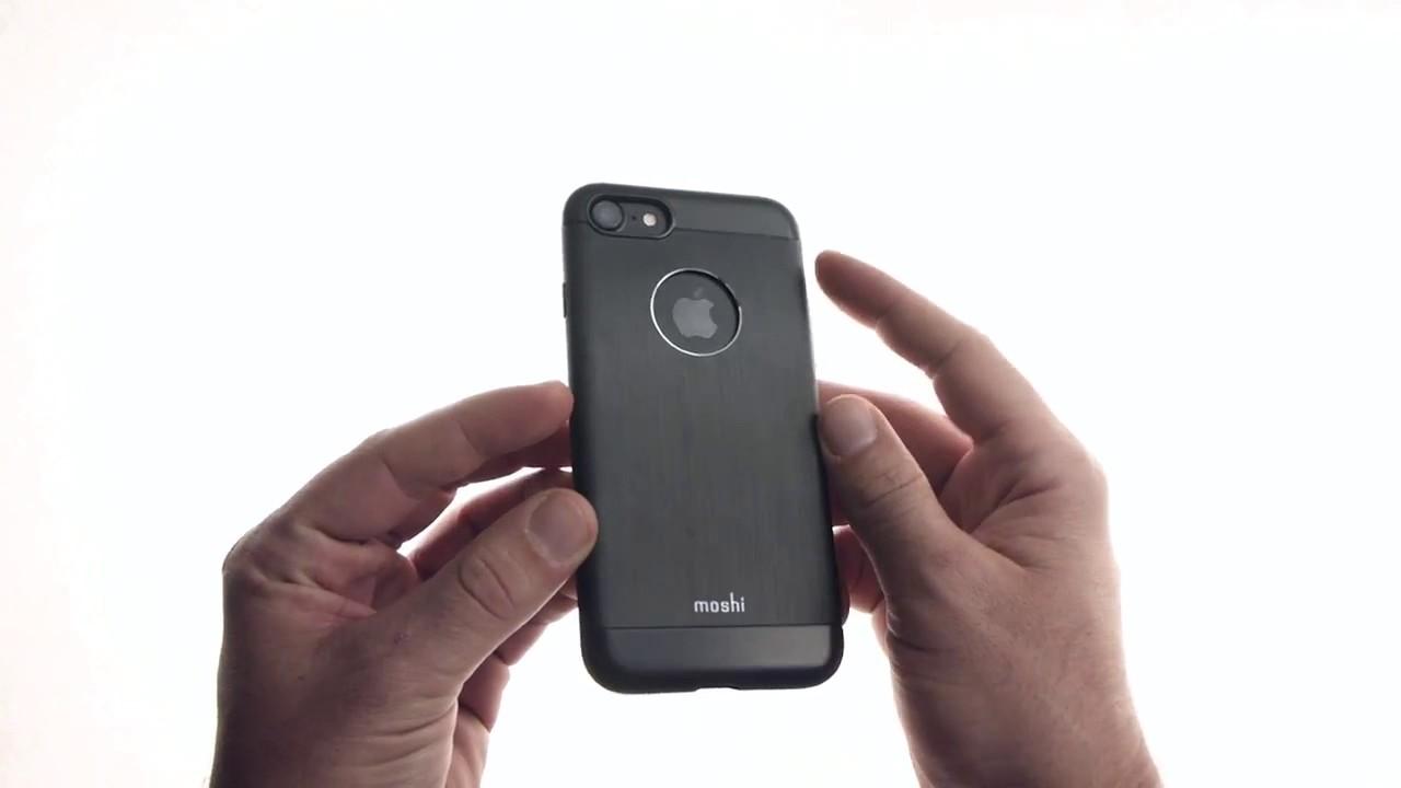 purchase cheap e23c1 71eb9 Moshi Armour Metal Case iPhone 7