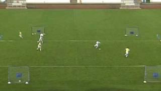 Fussballtraining, Entwicklung der Spielintelligenz Teil 1