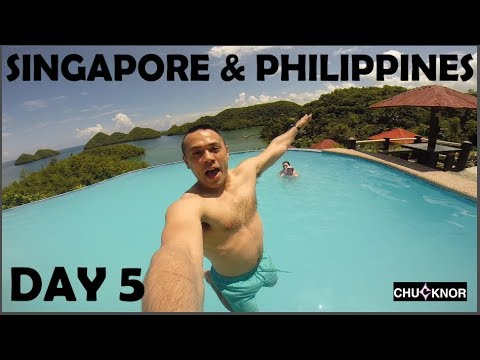 Singapore & Philippines -  day 5 | Exploring Sipalay - Takatuka Resort | Perth Resort