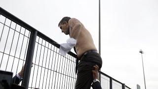 "صور :""هروب مديري ""إيرفرانس"" بعد طرد آلاف الموظفين"