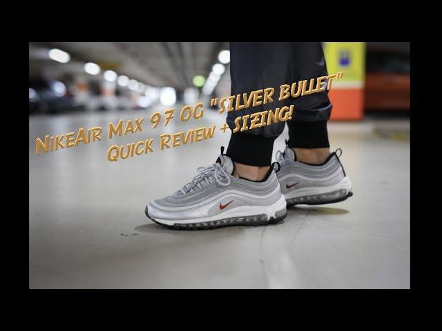 "4k Nike Air Max 97 OG ""Silver Bullet</p>                     </div>   <!--bof Product URL --> <!--eof Product URL --> <!--bof Quantity Discounts table --> <!--eof Quantity Discounts table --> </div>                        </dd> <dt class="