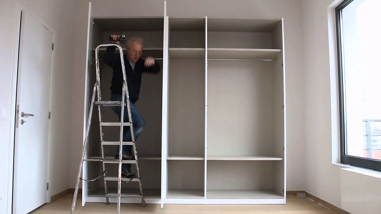 decodeco montage armoire with meuble demeyere conforama. Black Bedroom Furniture Sets. Home Design Ideas