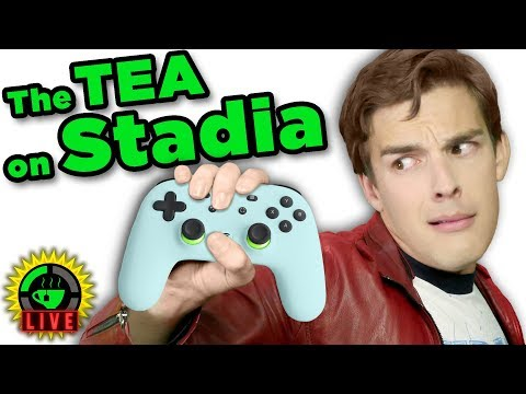 GTeaLive: Will Google Stadia be the Netflix of gaming?