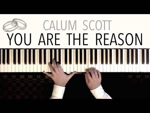You Are The Reason Wedding   Piano Cover featuring &39;Ave Maria&39; & &39;Canon in D&39;