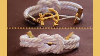 DIY : Bracelet Marin Thumbnail