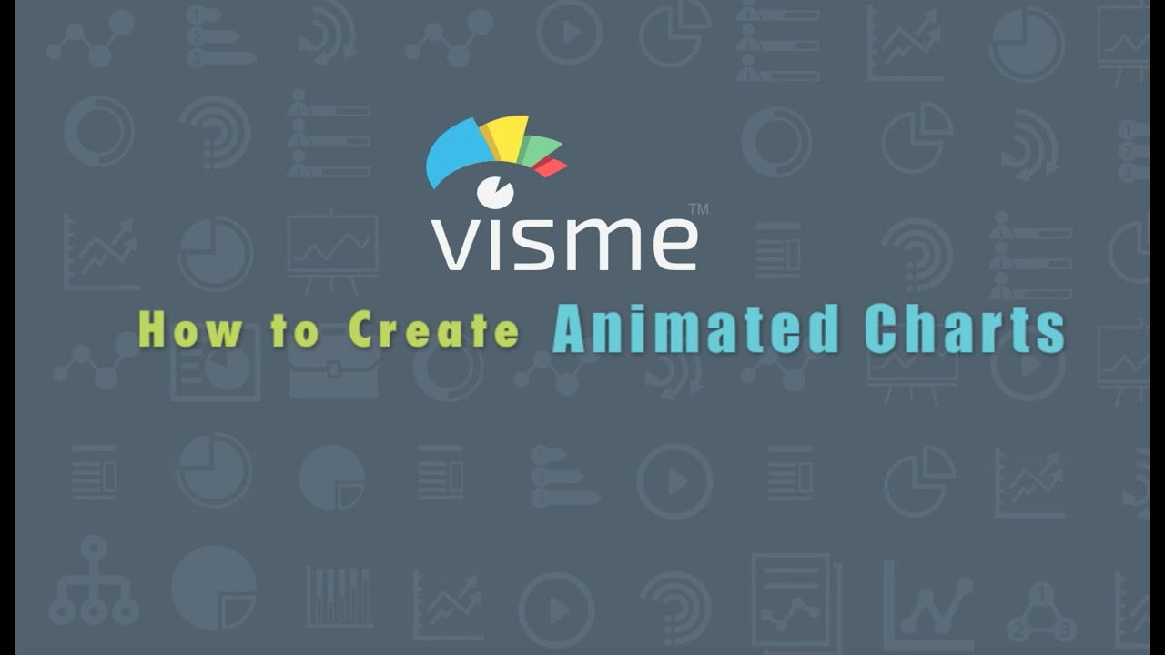 Create Animated Charts | Visual Learning Center by Visme
