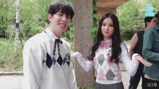 Video Park Kyung phone call to GFriend Eunha + Behind the scene Inferiority Complex cut download MP3, 3GP, MP4, WEBM, AVI, FLV Juni 2018