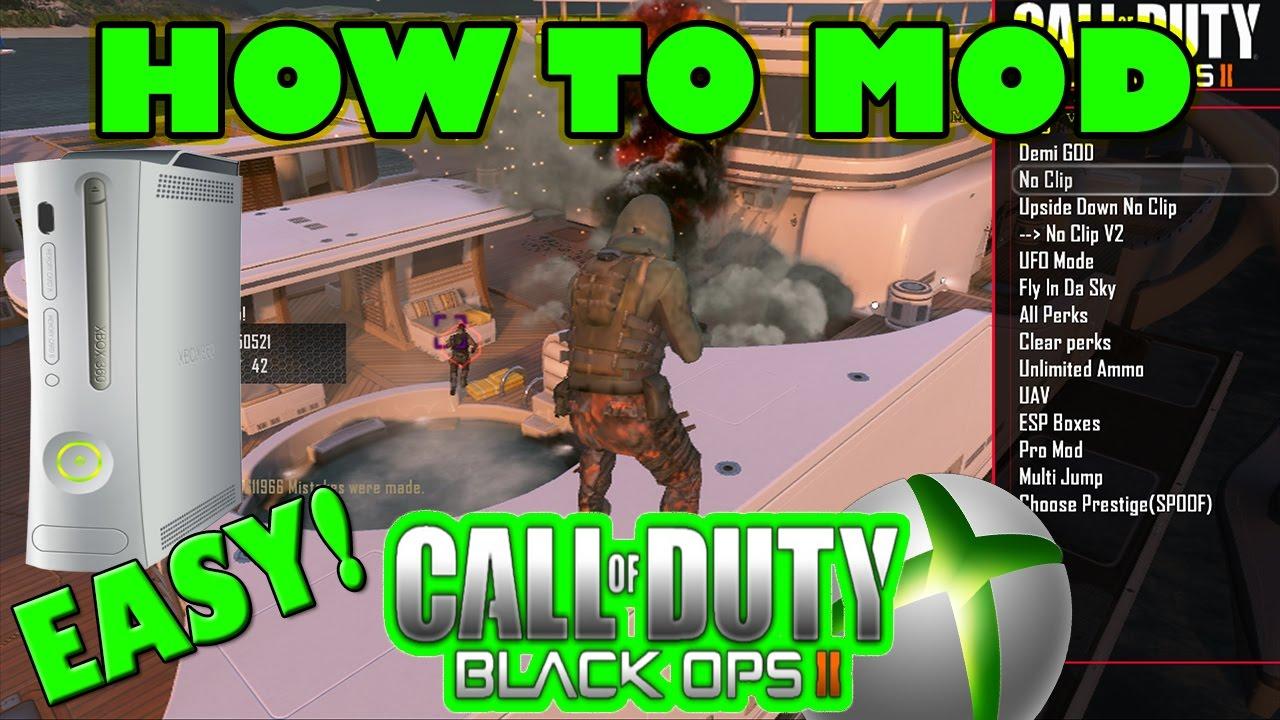 Black ops 2 Zombie mod menu Xbox 360 + FREE Download ...