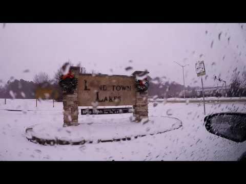 Virginia Beach Snow Storm ( 2017)