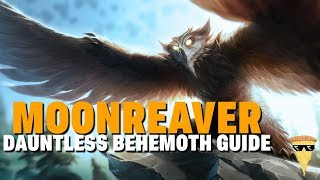 Moonreaver Shrike Abilities and Gear | Dauntless Behemoth Overview Guide