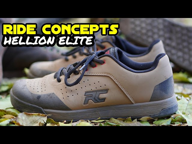 This should be your next pair of flats! - Ride Concepts Hellion Elite - 90 Second Review