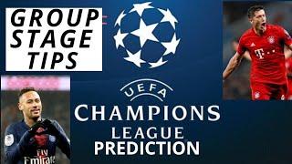 FOOTBALL PREDICTIONS TODAY | 20/10/2020|UEFA CHAMPIONS LEAGUE|BETTING TIPS|SOCCER PREDICTIONS