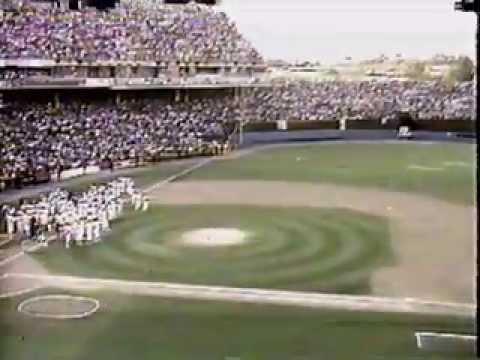 1991 Baltimore Orioles Last Game At Memorial Stadium