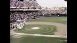 1991 Baltimore Orioles Last Game At Memorial Stadium