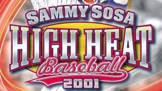 CGR Undertow - SAMMY SOSA HIGH HEAT BASEBALL 2001 review for PlayStation