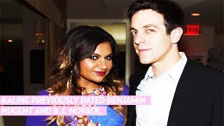 Pregnant Mindy Kaling on Her Love Life Its a Little Bit Mysterious | Mindy Kaling discusses