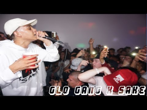 CHIEF KEEF AND D SAVAGE PERFORMING AT THE SAKE STORE VLOG 12