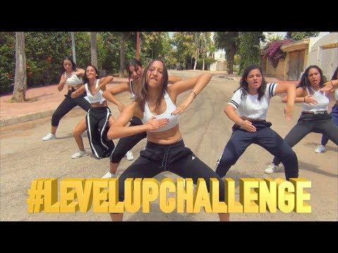 Level up - Ciara | #LEVELUPCHALLENGE | CHOREOGRAPHY PARRIS GOEBEL & YASMINE BENKIRAN