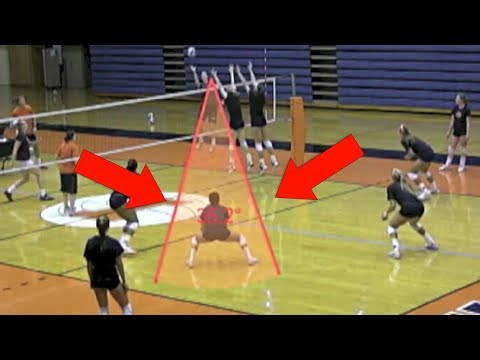 Best Defense Volleyball Trainings (HD) #2