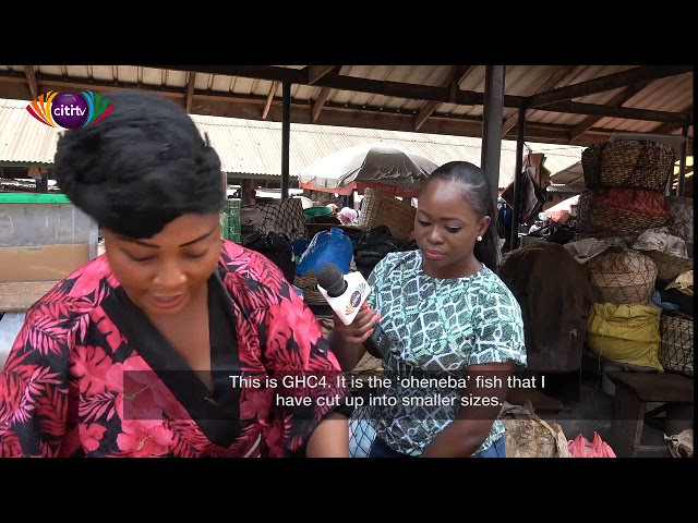 Good Buy finds out the prices of foodstuffs at the Adabraka Market