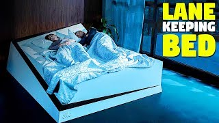 This Bed Saves Your Sleeping Space
