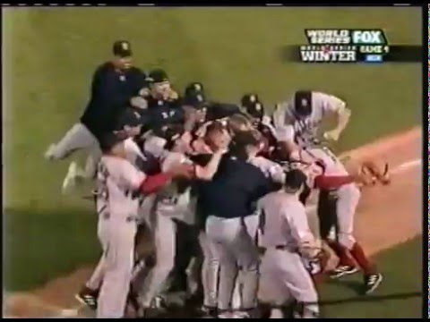 2004 Red Sox World  Game 4 and Parade Al Tibaudo