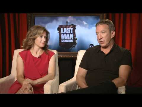 Tim Allen & Nancy Travis Talk 'Last Man Standing'