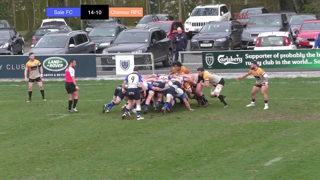 c17f0030636 Sale FC v Chinnor – Sale FC Rugby
