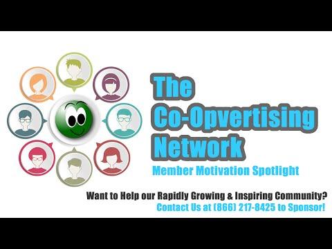 Nancy Nance, Co-OpvertisingNetwork.com Member Motivation Spotlight
