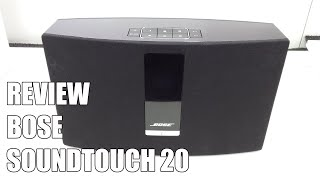 Review Bose Soundtouch 20 Serie III Altavoz Bluetooth Multiroom
