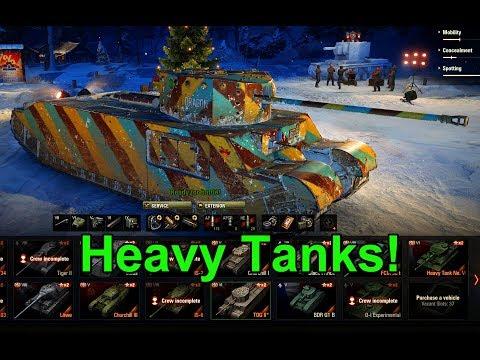 Heavy Tanks! - World of Tanks thumbnail