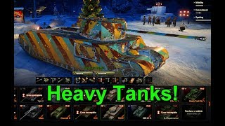 Heavy Tanks! - World of Tanks