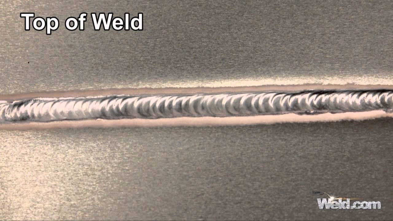 How To Become A Certified Welder D171 Flat Plate Aluminum Youtube