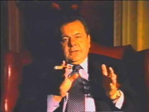 Paul Sorvino on cigars