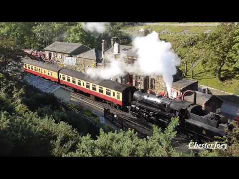 Goathland, the Celebrity Station (North Yorkshire Moors Railway)