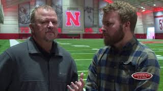 Husker Extra Two-minute drill: Spring Practice No. 10