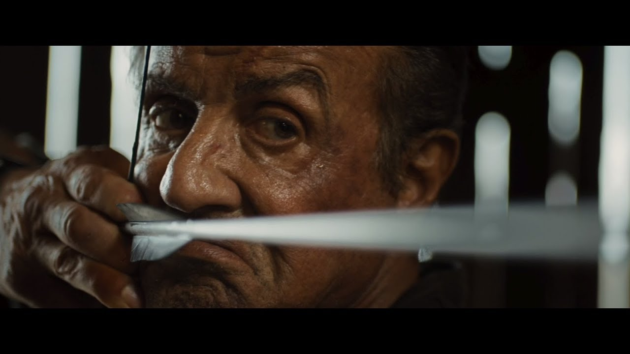 Рэмбо: Последняя кровь. Дублированный тизер-трейлер. HD. В кино с 19.09.19