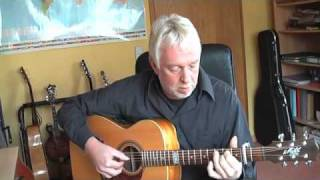A Whiter Shade Of Pale (fingerstyle)