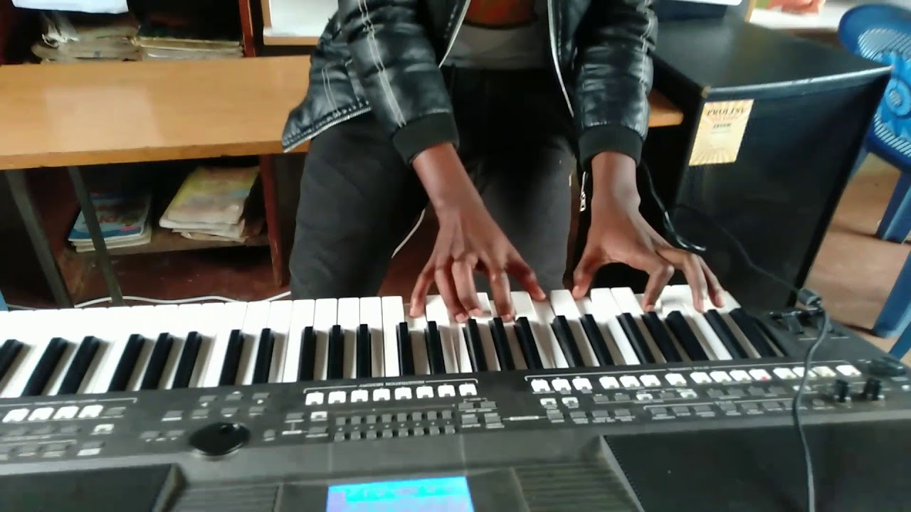 how to play piano for church