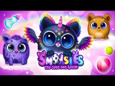 Smolsies - My Cute Pet House (TutoTOONS) - Best App For Kids