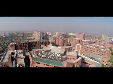 Sharda University - Beyond Boundaries
