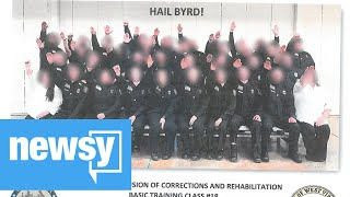 Nazi Salute Photo Leads To Suspensions