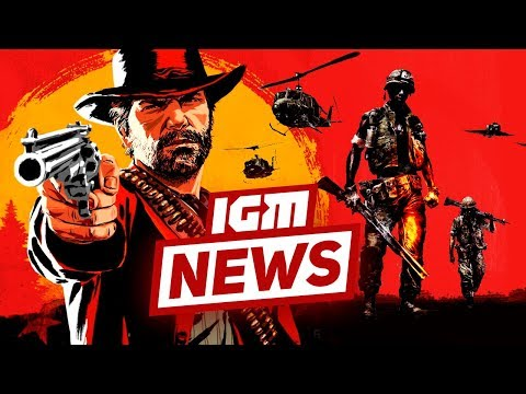 IGM News: подробности Red Dead Redemption 2 и Battlefield: Bad Company 3