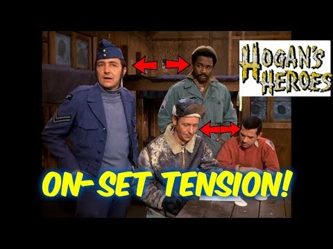 These Hogan's Heroes Cast Members Had CONSTANT Tension/Jealousy On Set! Here's Why!