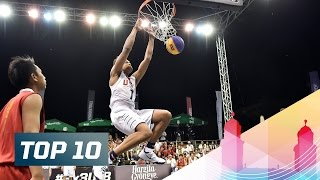 Top 10 - 2015 FIBA 3x3 U18 World Championships