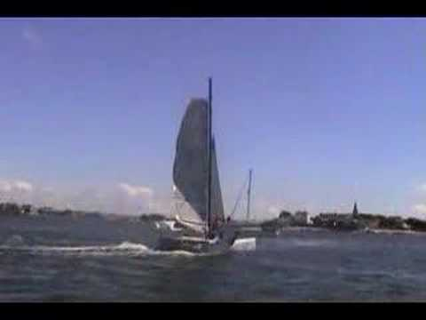 Archi Factory / Ocean Express : The sail
