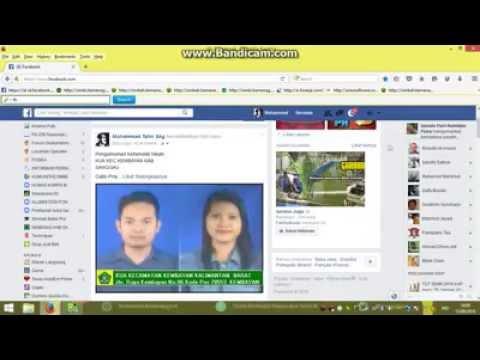 Integrasi simkah dengan facebook
