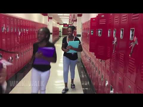 Betcha Can't Do It Like Me -- Lakeview Middle School PBIS Hallway Challenge